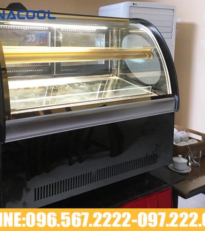 tủ trưng bày bánh kem để bàn TLS90 Vinacool
