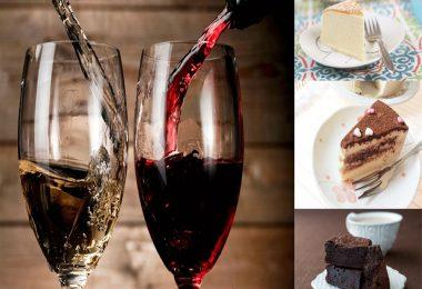 11 cặp rượu và bánh hoàn hảo nhất dành cho quán bar