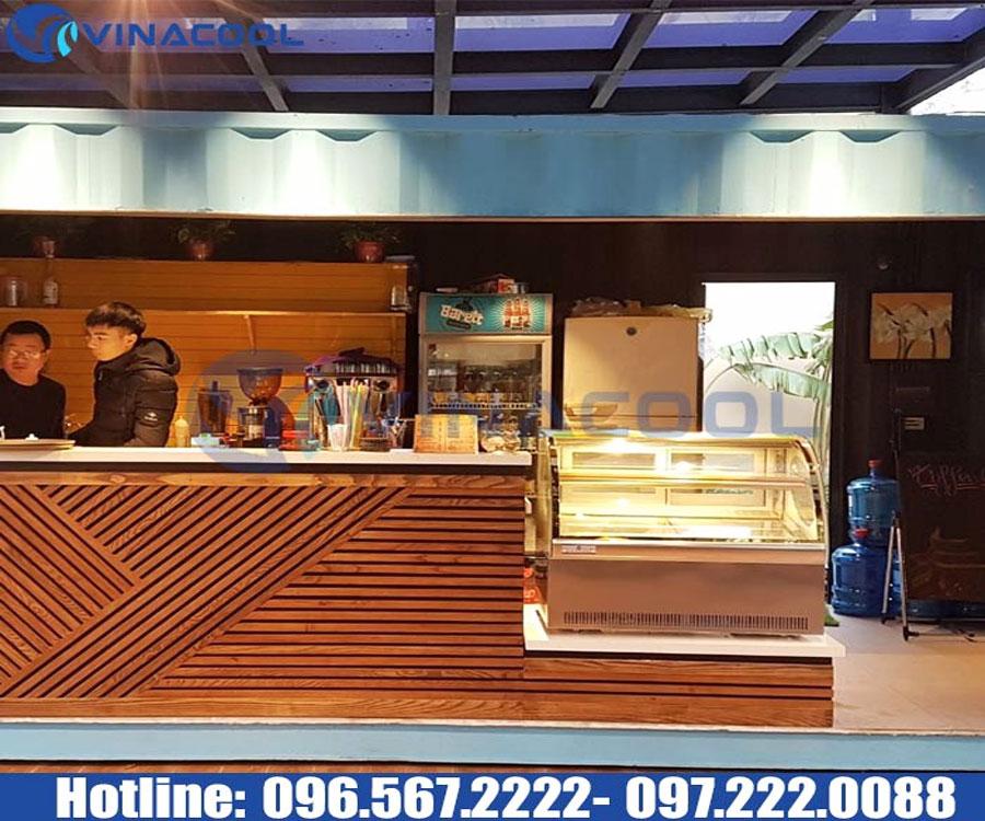 Kinh doanh cafe banh ngot