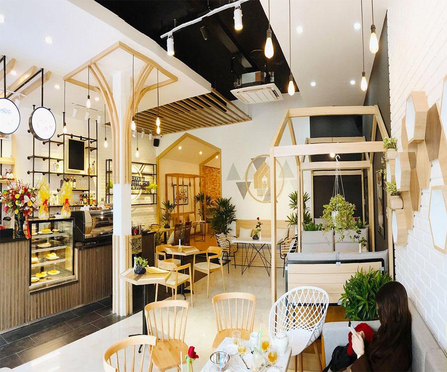 kinh doanh cafe banh