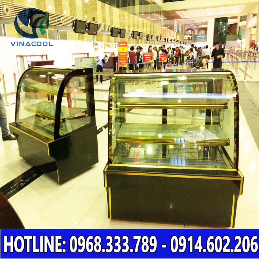 Lắp đặt tủ bánh kem Vinacool