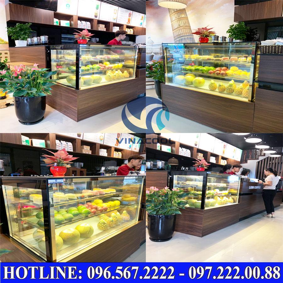 Lắp đặt tủ bánh Vinacool tại Hà Nội